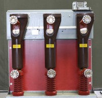 We can repair, refill or replace the SF6 interrupter pole assemblies used on SF6 medium voltage circuit breakers